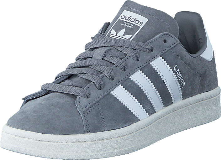 adidas Originals Campus Grey Three F17/Ftwr White/Chal