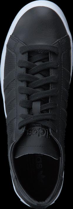 adidas Originals - Courtvantage Core Black/Core Black/Core Bla