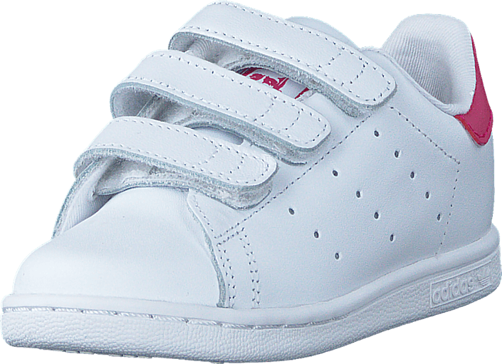 adidas Originals - Stan Smith Cf I Ftwr White/Ftwr White/Bold Pin