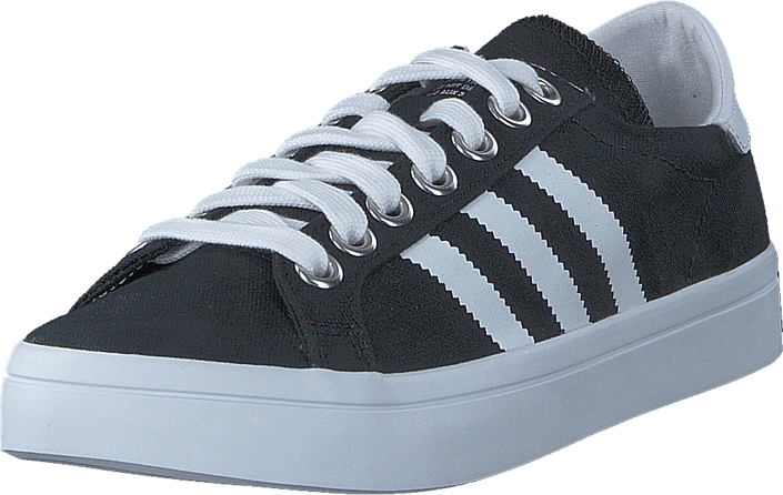 adidas Originals - Courtvantage Core Black/Ftwr White/Metallic