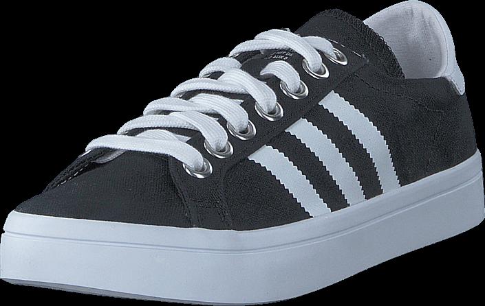 adidas Originals Courtvantage Core Black/Ftwr White/Metallic