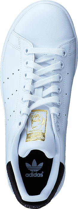adidas Originals - Stan Smith J Ftwr White/Ftwr White/Core Bla