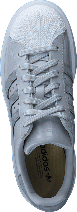 adidas Originals Superstar Bold W Lgh Solid Grey/Mid Grey S14/Ft