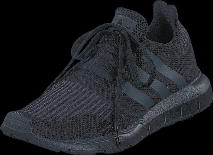 adidas Originals - Swift Run J Core Black/Utility Black F16/C