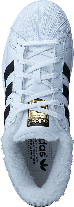 adidas Originals - Superstar W Ftwr White/Core Black/Gold Met
