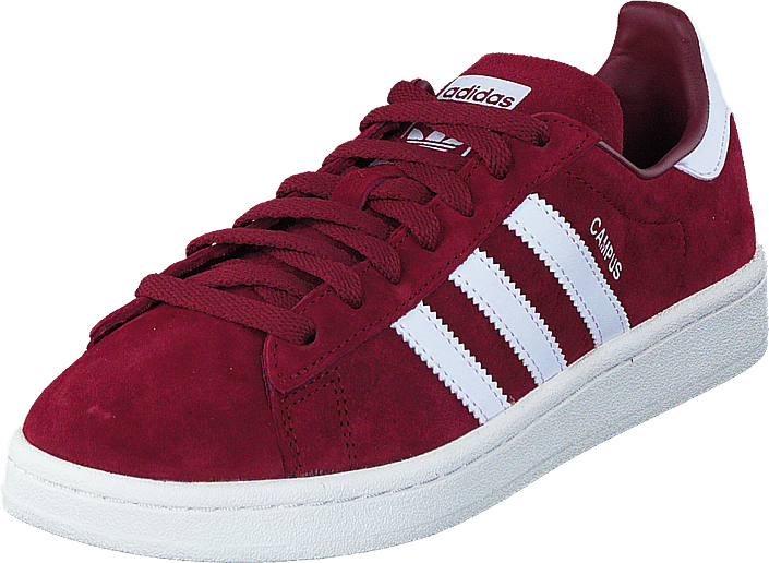 Footway SE - adidas Originals Campus Collegiate Burgundy/Ftwr White, Skor, Sneakers & Sportsk 797.00