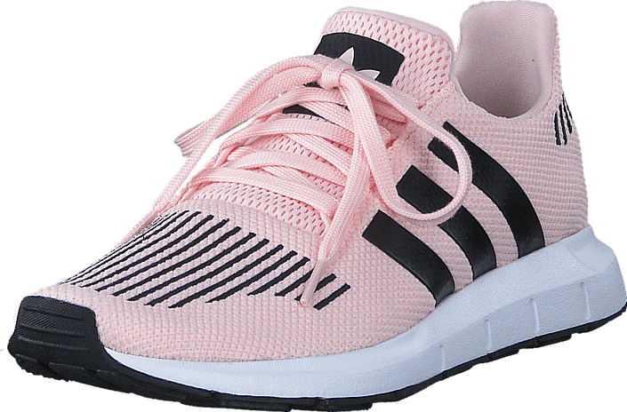 adidas Originals Swift Run J Icey Pink F17/Core Black/Ftwr