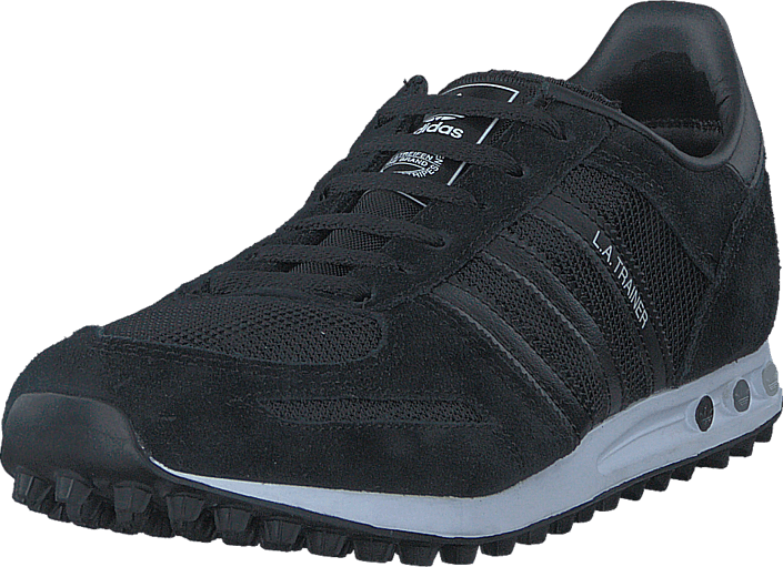 adidas Originals - La Trainer J Core Black/Core Black/Ftwr Whi