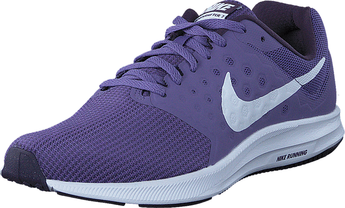 Nike Wmns Downshifter 7 Purple Earth/white/dark Raisin