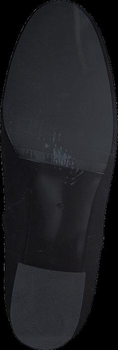 Billi Bi 50 Black Suede Black