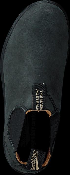 Blundstone - 587 Rustic Black Rustic Black