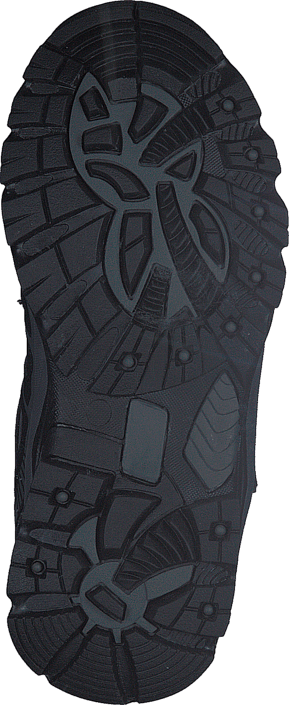 Bagheera Atlas Black/Cerise