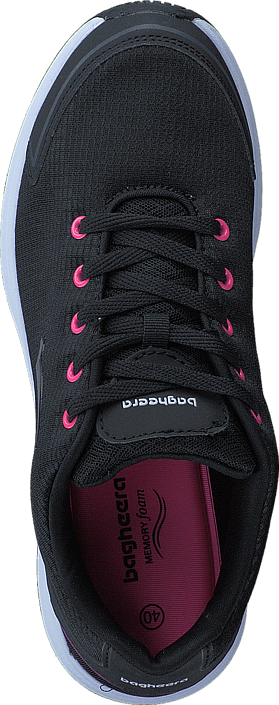 Bagheera Impact Black/Pink