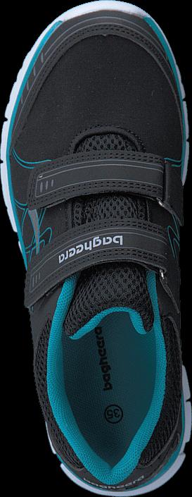 Bagheera Atom III Black/Turquoise