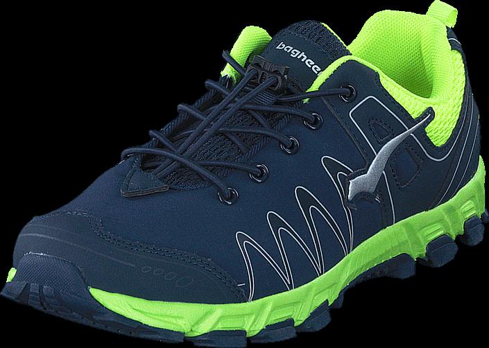 Bagheera Atom XL Navy/Lime