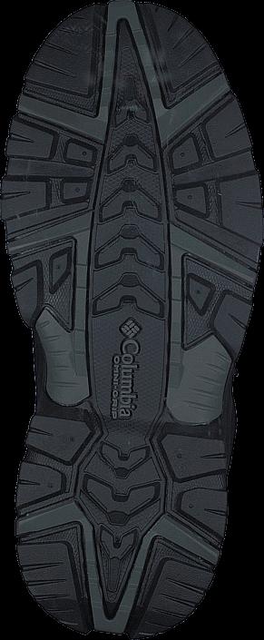 Columbia Bugaboot Plus III Omni-Heat Black Charcoal