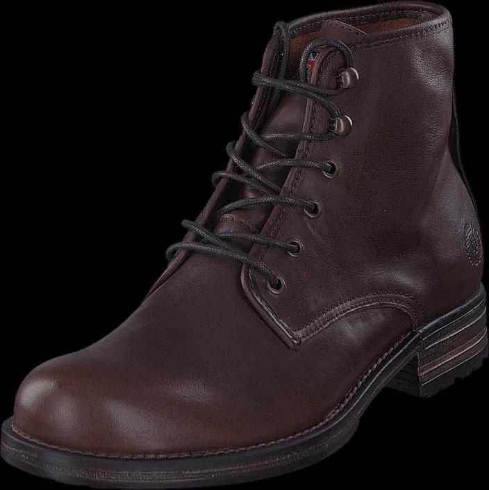 Henri Lloyd Hyde Boot Prime Dark Brown (DKB)