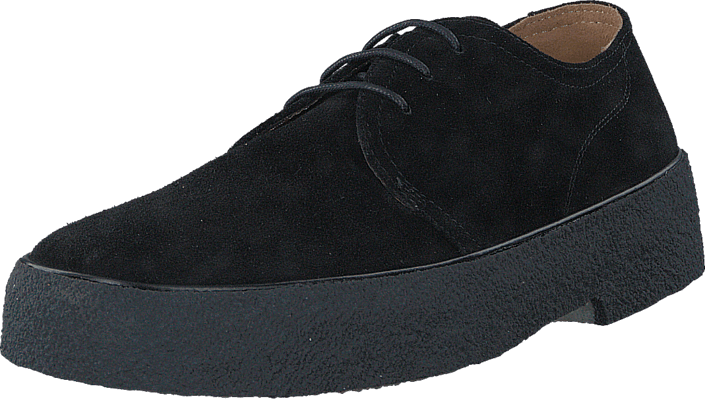 Playboy - Original Black Suede
