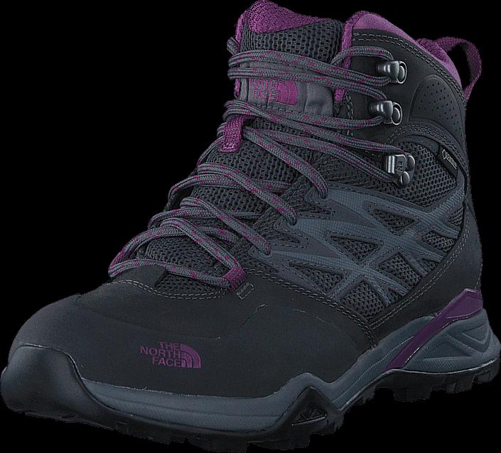 The North Face - Women's Hedgehog Hike Mid GTX Dark Shadow Grey/ Wood Violet