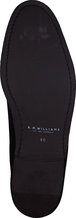 RM Williams - Adelaide Rubber Sole Dark Tan
