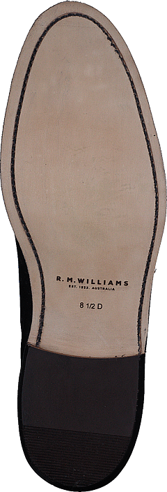 RM Williams - Kanagroo Adelaide Black