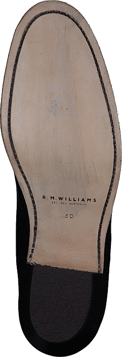 RM Williams - Adelaide Cuban Heel Black