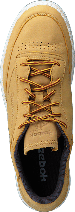 Reebok Classic - Club C 85 Wp Golden Wheat/Urban Grey/Chalk-