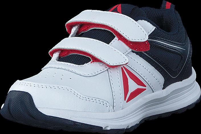 Reebok Almotio 3.0 2V White/Collegiate Navy/Primal R