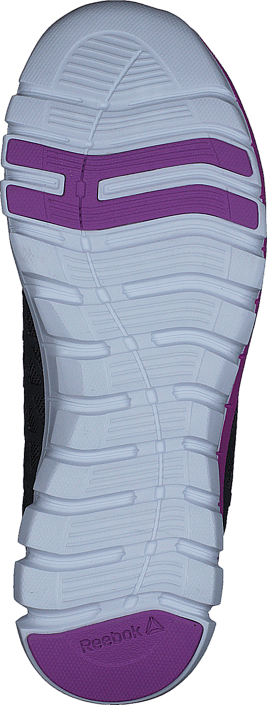 Reebok - Sublite Xt Cushion 2.0 Mt Coal/Vicious Violet/White/Pewt
