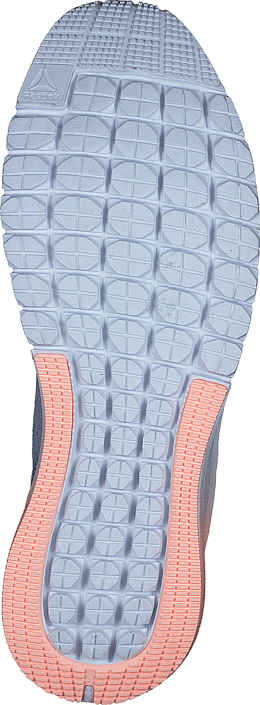 Reebok - Print Smooth Clip Ultk Cloud Grey/White/Peach Twist/P
