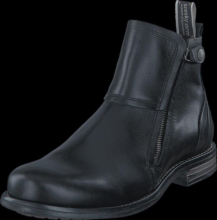 Footway SE - Sneaky Steve Heron Black Magic, Skor, Kängor & Boots, Chelsea Boots, Svart, Herr 1447.00
