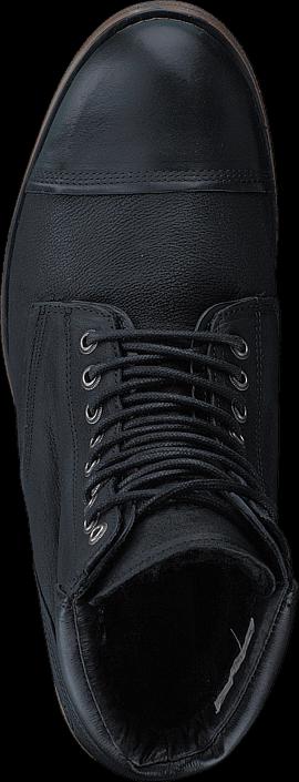 Sneaky Steve - Doverlake Black Vintage Nubuck