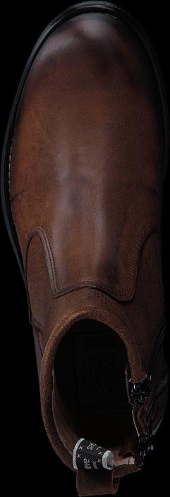Sneaky Steve - Marshal Lt Brown Vintage Nubuck