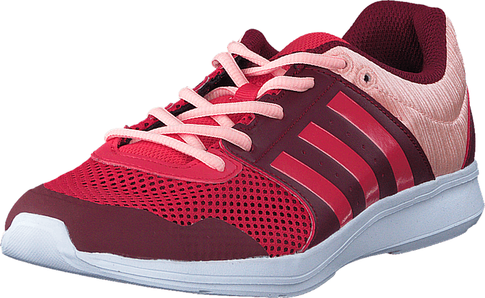Footway SE - adidas Sport Performance Essential Fun Ii W Collegiate Burgundy/Core Pink, Skor, 487.00
