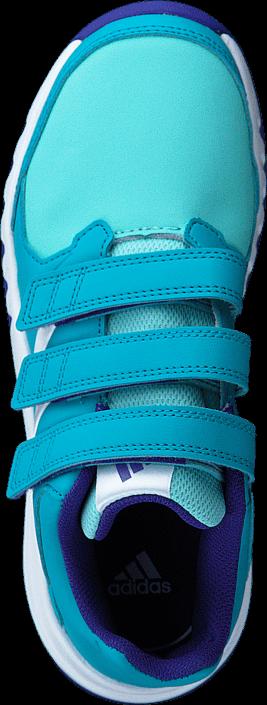 adidas Sport Performance - Fortagym Cf K Energy Blue S17/Ftwr White/Ene