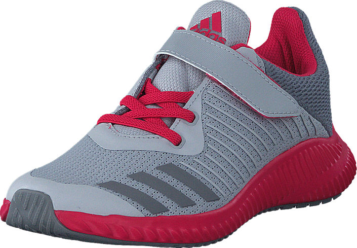 adidas Sport Performance - Fortarun El K Grey Two F17/Grey Three F17/En