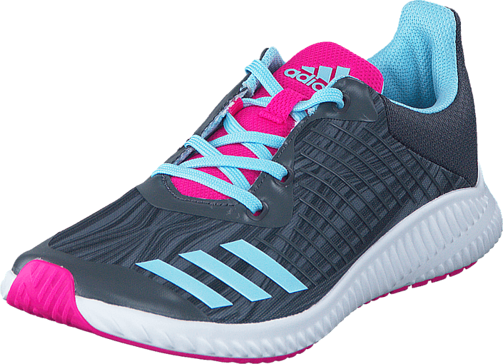 adidas Sport Performance - Fortarun K Grey Five F17/Icey Blue F17/Gr