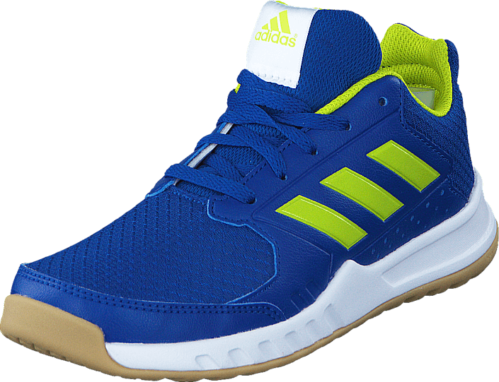 adidas Sport Performance - Fortagym K Collegiate Royal/Semi Solar Ye