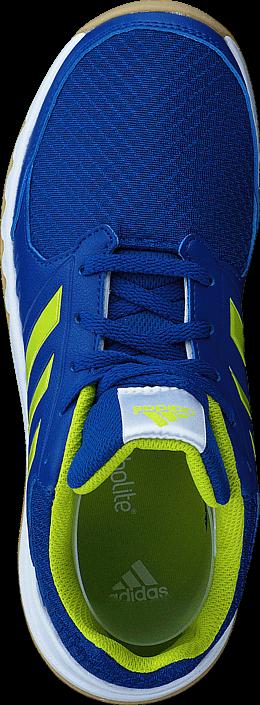 adidas Sport Performance Fortagym K Collegiate Royal/Semi Solar Ye