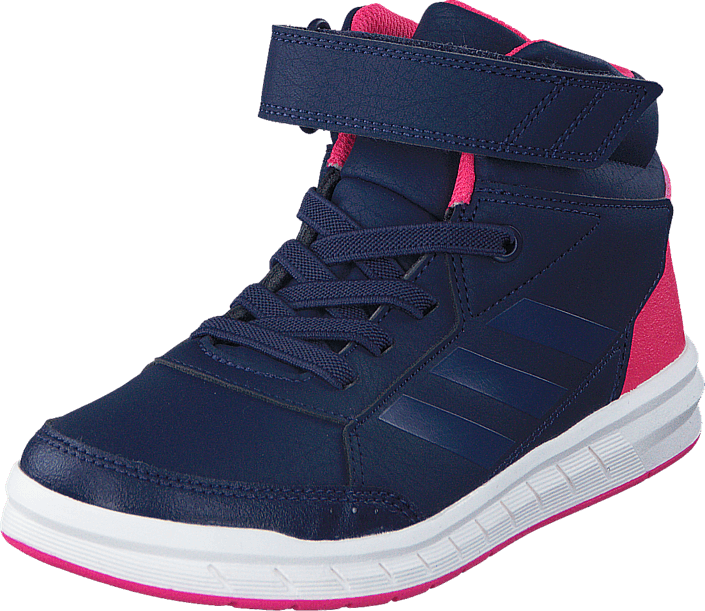 adidas Sport Performance - Altasport Mid El K Noble Ink F17/Purple Night Met