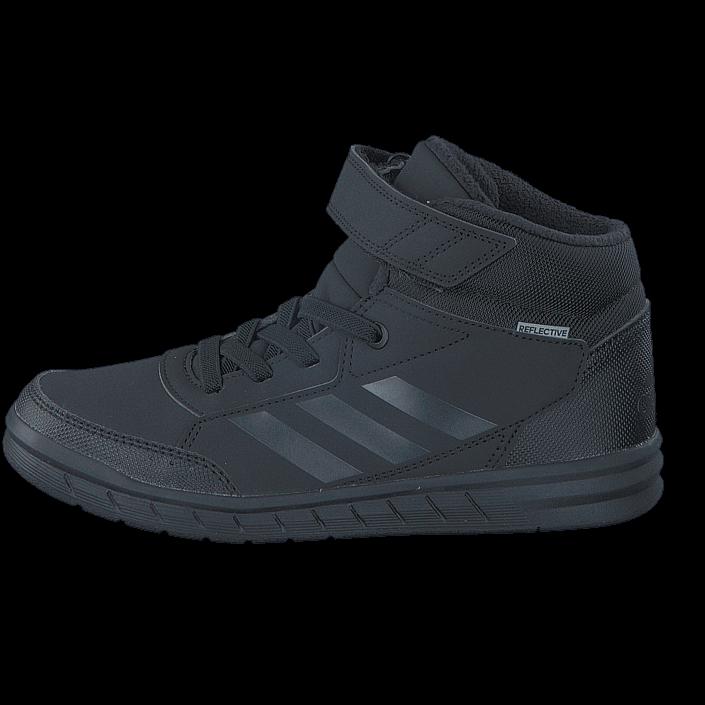 save off 341c2 c5096 Køb adidas Sport Performance Altasport Mid El K Core BlackCore BlackCore  Bla sorte Sko Online  BRANDOS.dk