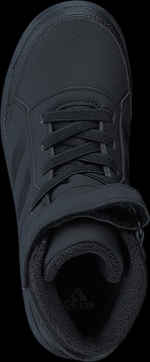 adidas Sport Performance - Altasport Mid El K Core Black/Core Black/Core Bla
