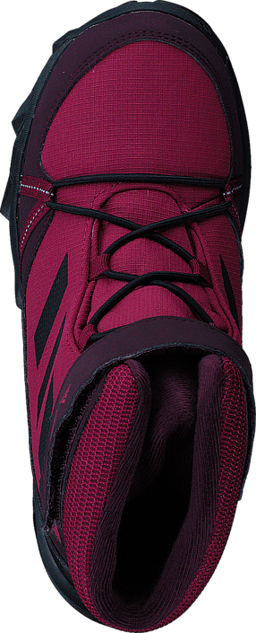adidas Sport Performance Terrex Snow Cf Cp Cw K Mystery Ruby F17/Core Black/Da