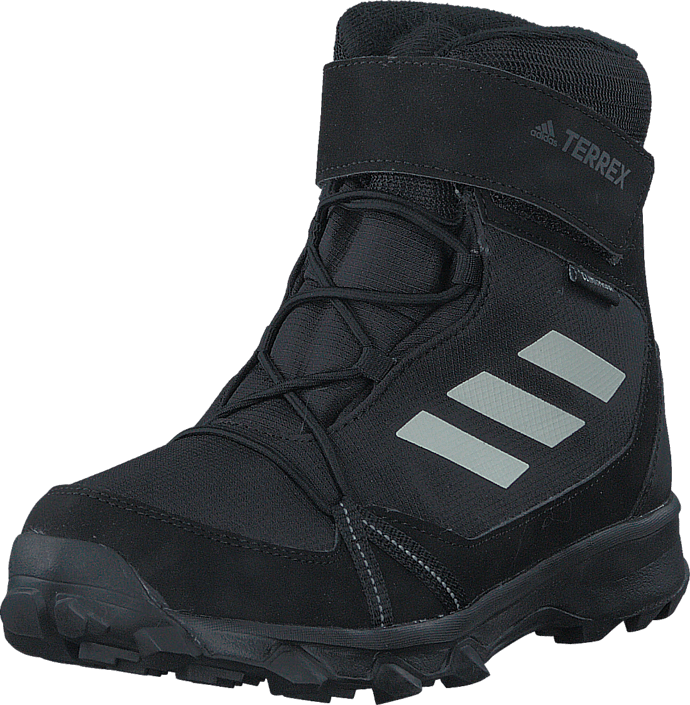 adidas Sport Performance Terrex Snow Cf Cp Cw K Core Black/Chalk White/Grey Fo