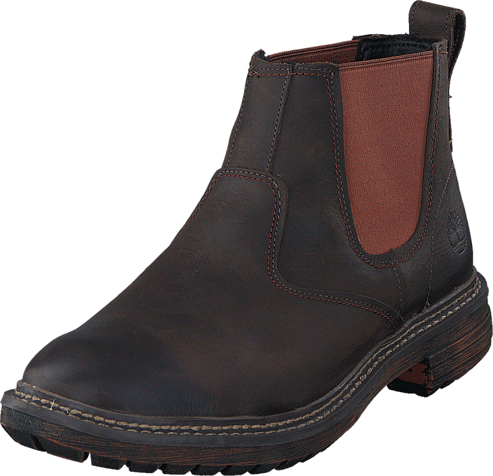 Footway SE - Timberland Tremont Chelsea Dark Brown Oiled /Burnt Orange, Skor, Kängor & Boots, 1297.00
