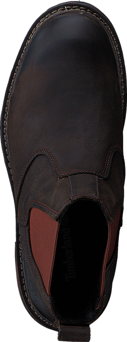 Timberland - Tremont Chelsea Dark Brown Oiled /Burnt Orange
