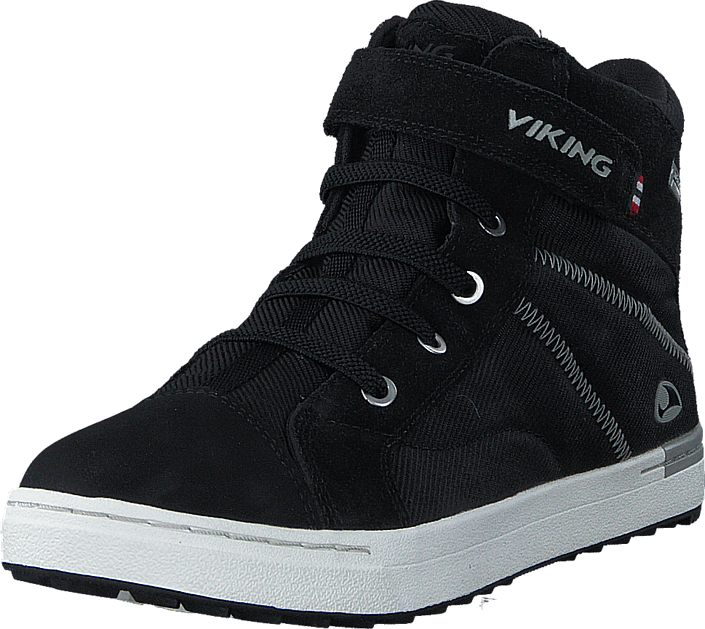 Viking Sagene Mid GTX Black/White