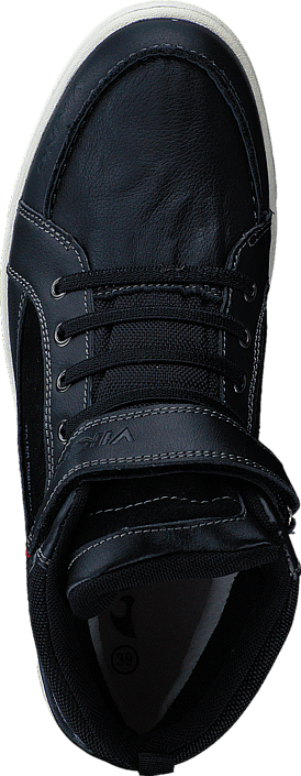 Viking - Moss Mid Junior Black/White