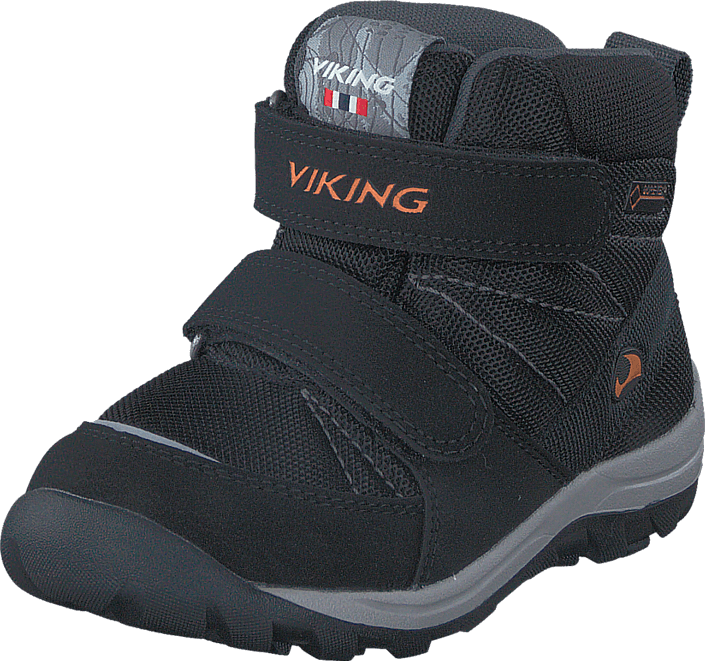 Viking Rissa Black/Orange