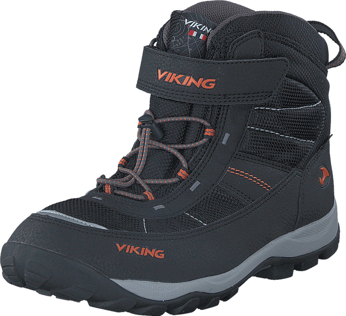 Viking Sludd El/Vel GTX Black/Orange